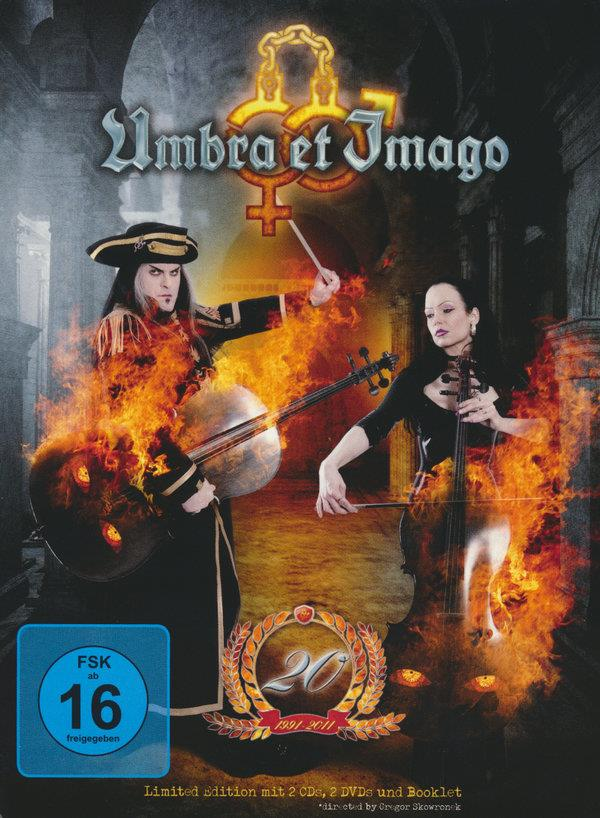 Umbra Et Imago - 20 (2 DVDs + 2 CDs)