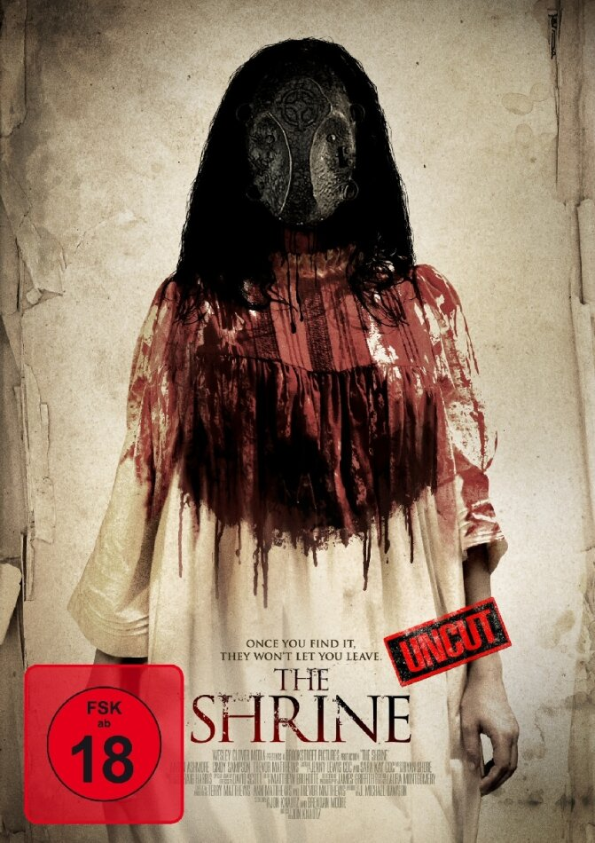 The Shrine (2010) (Uncut)