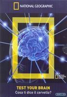 National Geographic - Test your brain - Cosa ti dice il Cervello (2011) (3 DVDs)