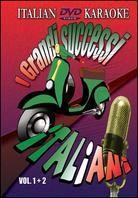 Karaoke - I grandi successi italiani Vol. 1 + 2 (2 DVD)