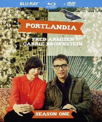 Portlandia - Season 1 (Blu-ray + DVD)