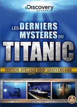 Les Derniers Mystères du Titanic (Discovery Channel, 2 DVDs)