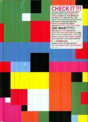 Beastie Boys - Hot Sauce Committee Part 2 (Blu-ray + 2 DVDs)