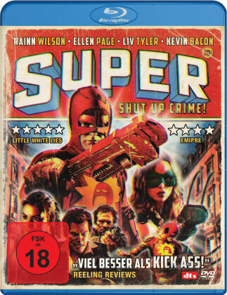 Super - Shut up, Crime! (2010)