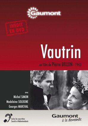 Vautrin (1943) (Collection Gaumont à la demande, s/w)
