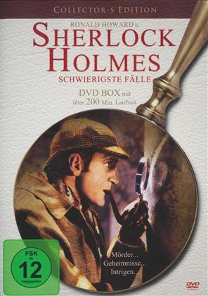 Sherlock Holmes - Schwierigste Fälle (Collector's Edition)