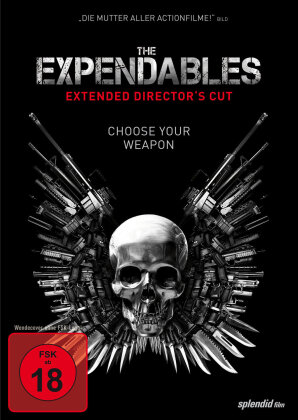 The Expendables (2010) (Director's Cut, Extended Edition)