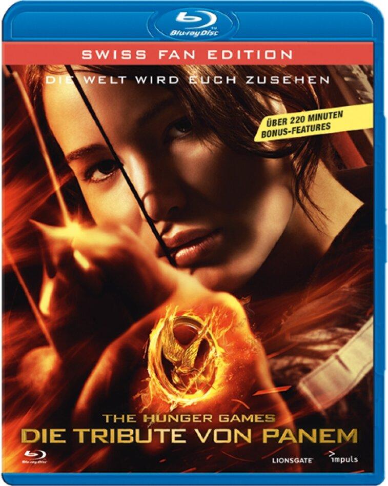 Die Tribute von Panem 1 (2012) (Swiss Fan Edition)