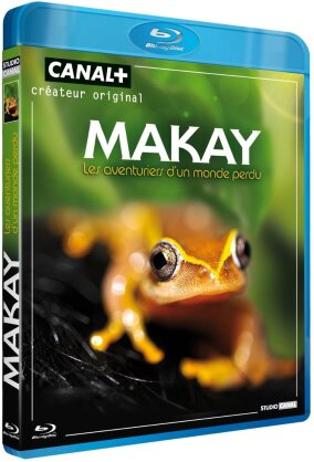 Makay - Les aventuriers du monde perdu