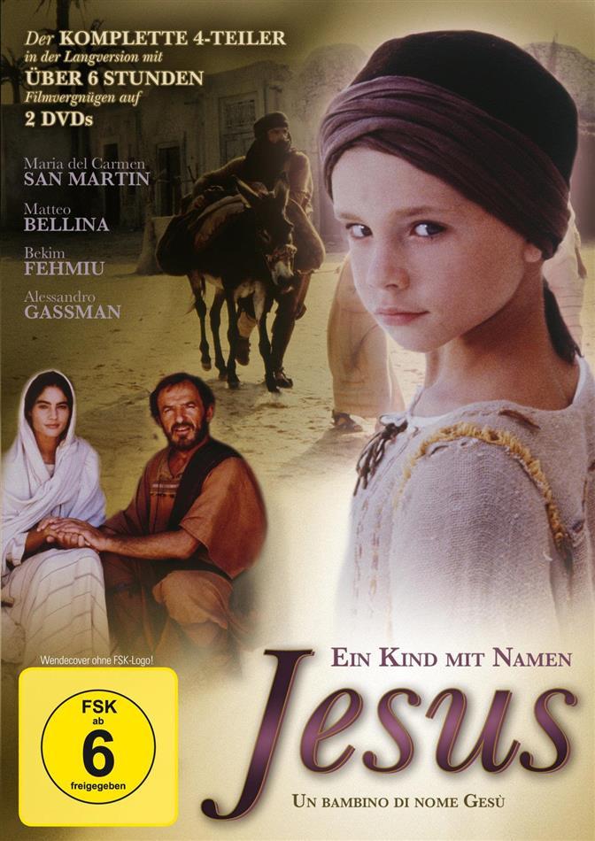 Ein Kind mit Namen Jesus - Der komplette Vierteiler (2 DVDs)