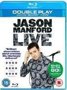 Jason Manford - Live 2011 (Blu-ray + DVD)