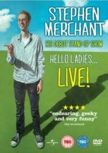 Stephen Merchant - Live - Hello Ladies (Blu-ray + DVD)