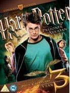 Harry Potter and the Prisoner of Azkaban (2004) (Ultimate Edition, Blu-ray + DVD)