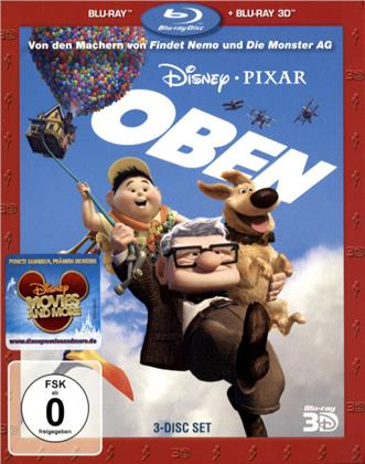 Oben (2009) (Blu-ray 3D + 2 Blu-rays)