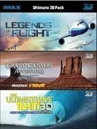IMAX Ultimate 3D Collection (Blu-ray 3D + 2 Blu-rays)