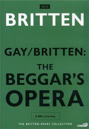 English Chamber Orchestra, Meredith Davies, … - Britten - The Beggar's Opera (Decca, The Britten-Pears Collection)