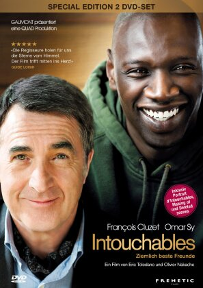 Intouchables - Ziemlich beste Freunde (2011) (Special Edition, 2 DVDs)