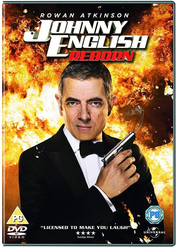 Johnny English 2 - Reborn (2011)