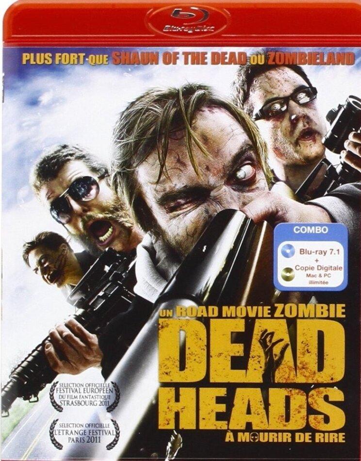 Deadheads (2011) (Blu-ray + Digital Copy)