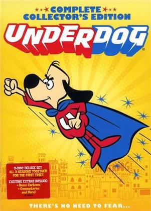 Underdog - The complete Series (Collector's Edition, 9 DVDs)
