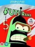 Futurama - Season 5 (Limited Edition, 3 Blu-rays + 3 DVDs)