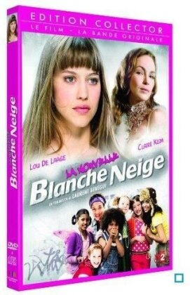 La nouvelle Blanche Neige (2011) (Collector's Edition, DVD + CD)