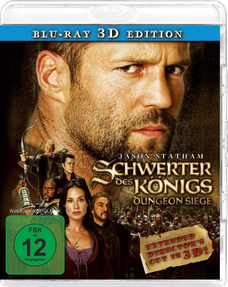 Schwerter des Königs 3D - Dungeon Siege (2007) (Director's Cut, Extended Edition)