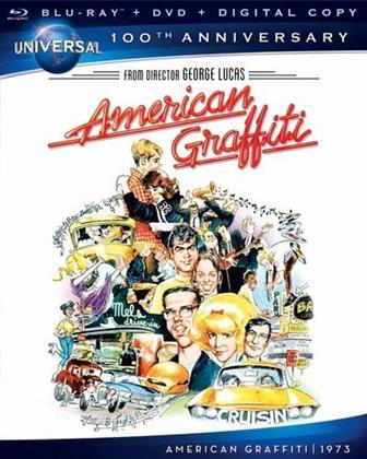 American Graffiti (1973) (Blu-ray + DVD)