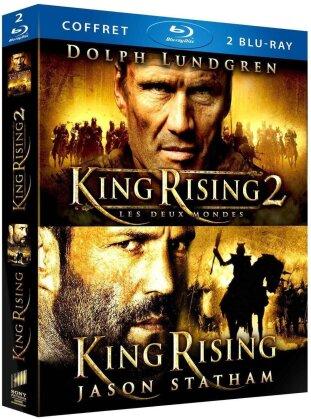 King Rising / King Rising 2 - Les deux mondes (2 Blu-rays)