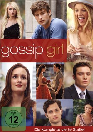 Gossip Girl - Staffel 4 (5 DVDs)