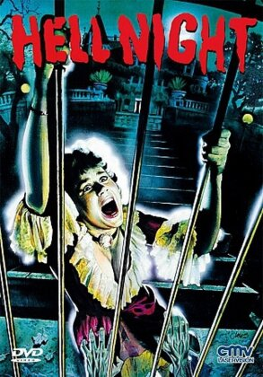 Hell Night (1981) (Kleine Hartbox, Cover A, Uncut)