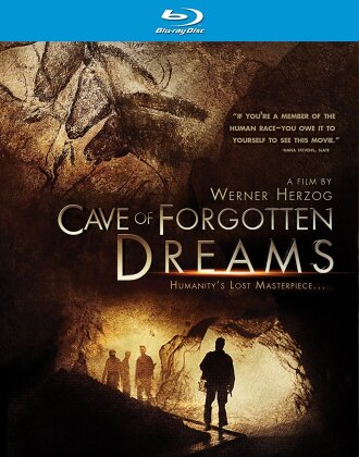 Cave of Forgotten Dreams (2010) (Blu-ray 3D (+2D) + Blu-ray)