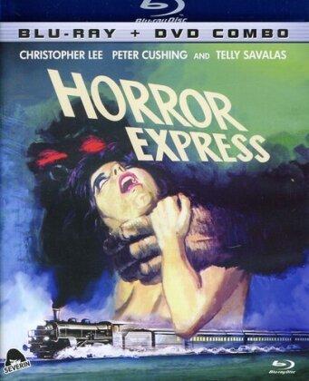Horror Express (1972) (Blu-ray + DVD)