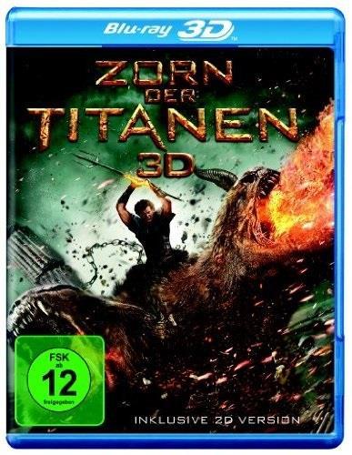 Zorn der Titanen (2012) (Blu-ray 3D + Blu-ray)