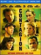 Contagion (2011) (Blu-ray + DVD)