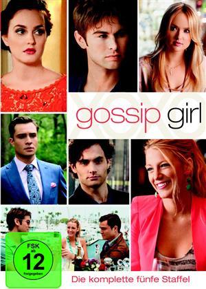 Gossip Girl - Staffel 5 (5 DVDs)