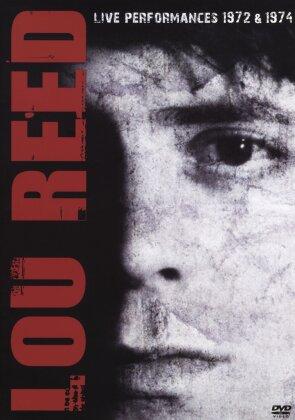 Lou Reed - Live Peformances 1972