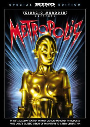 Metropolis - Giorgio Moroder Presents Metropolis (1927) (Special Edition)