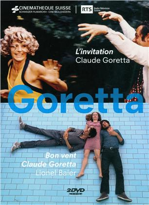 Claude Goretta - L'invitation / Bon vent (2 DVDs)