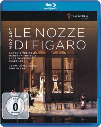 Orchestra of the Teatro Real Madrid, Lopez Cobos, … - Mozart - Le nozze di Figaro