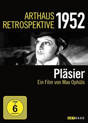 Pläsier (1951) (Arthaus Retrospektive 1952, s/w)