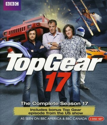 Top Gear - Season 17 (3 Blu-rays)