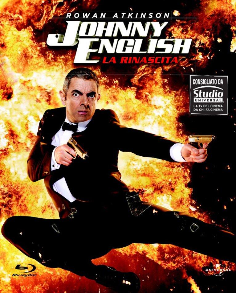 Johnny English 2 - La rinascita (2011) (Blu-ray + DVD)