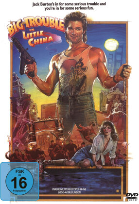 Big trouble in little China (1986) (Action Cult Edition)