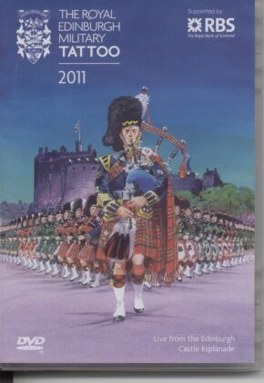 Various Artists - Edinburgh Military Tattoo 2011