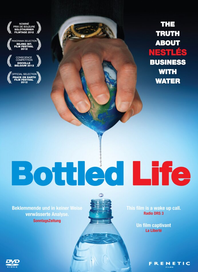 Bottled Life - Nestlé's business with water