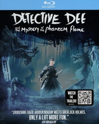 Detective Dee and the Mystery of the Phantom Flame (2010)
