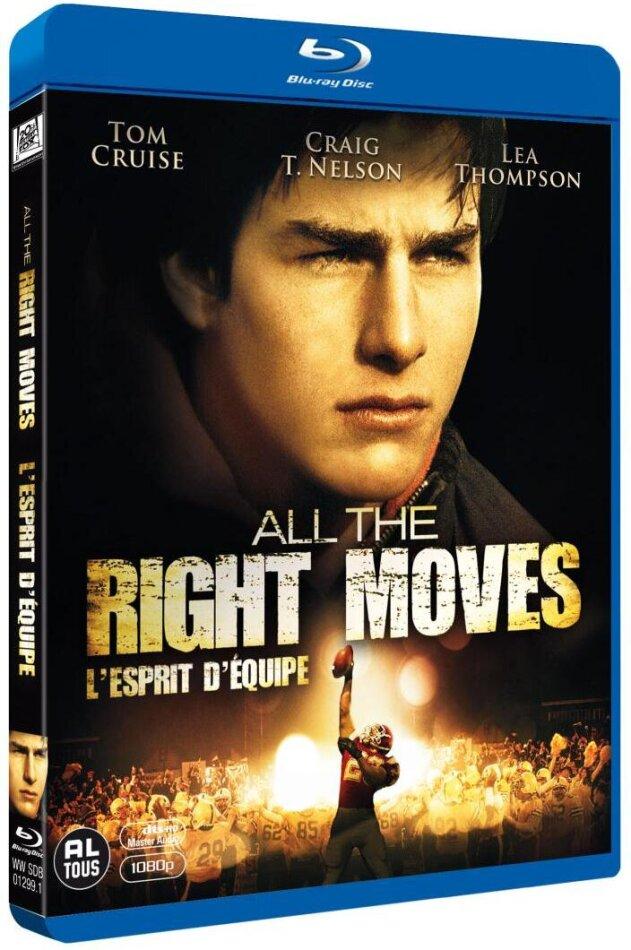 All the right moves - L'ésprit d'équipe (1983)