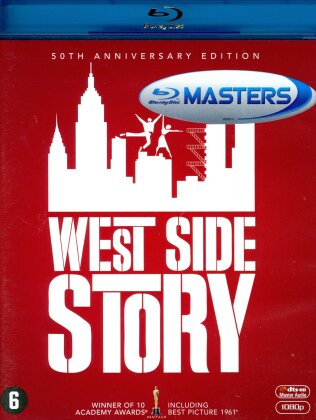 West Side Story (1961) (50th Anniversary Edition)