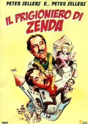Il prigioniero di Zenda (1979)